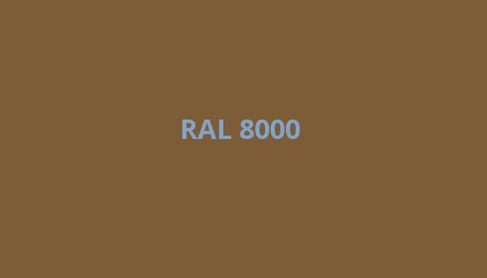 ral-8000
