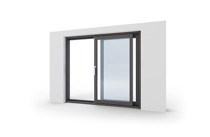 plastové zdvižno posuvné dvere HST_otvor
