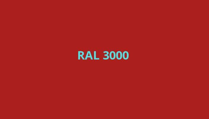 ral-3000