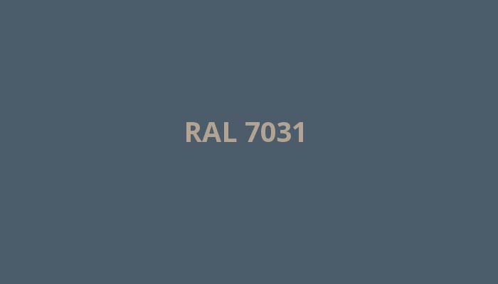 RAL-7031