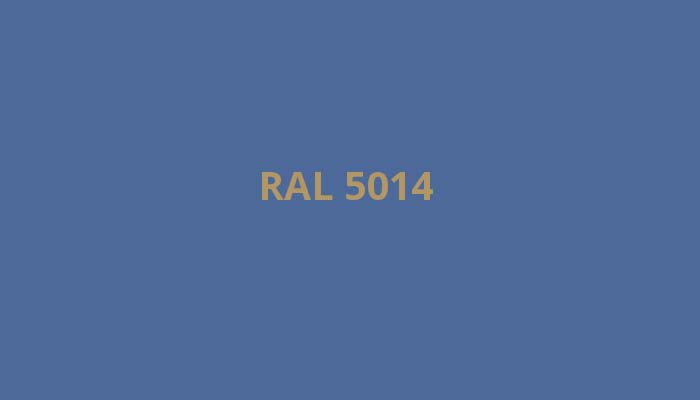 RAL-5014