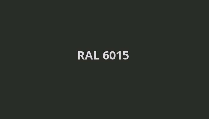 RAL-6015