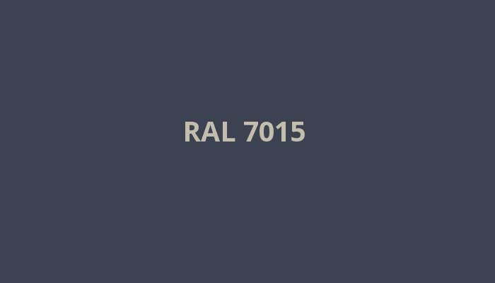 RAL-7015