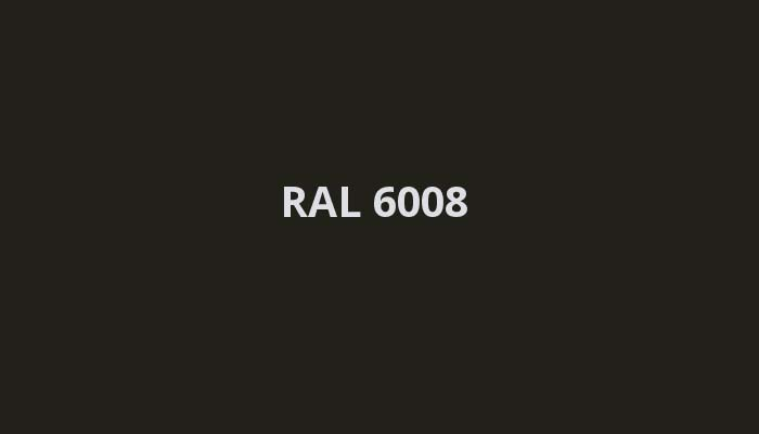 RAL-6008