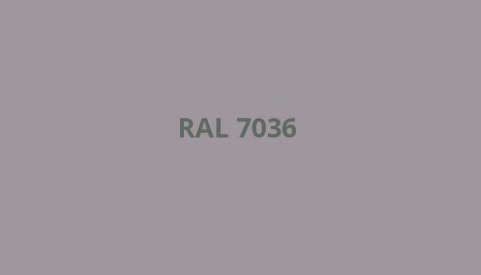 RAL-7036