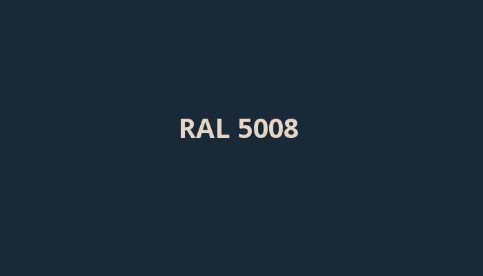 ral-5008