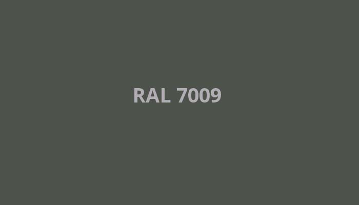 RAL-7009