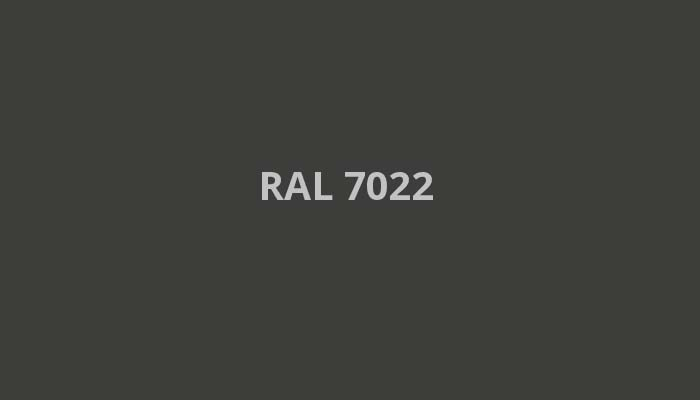 RAL-7022