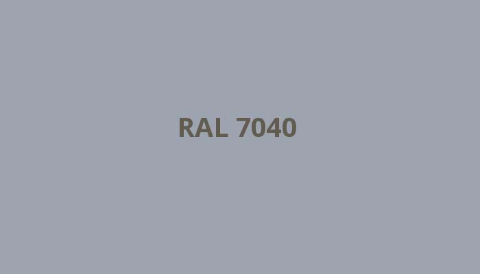 RAL-7040