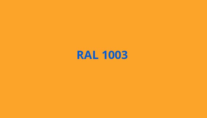 ral-1003
