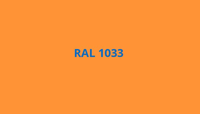ral-1033