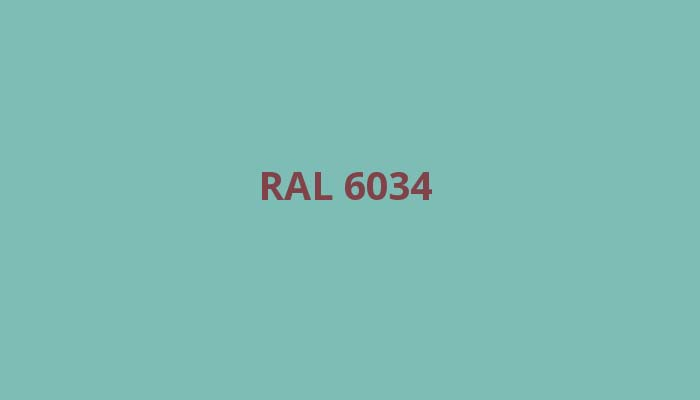 RAL-6034