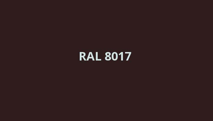 ral-8017