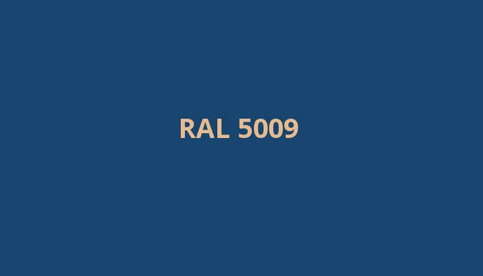 ral-5009