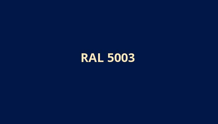 ral-5003