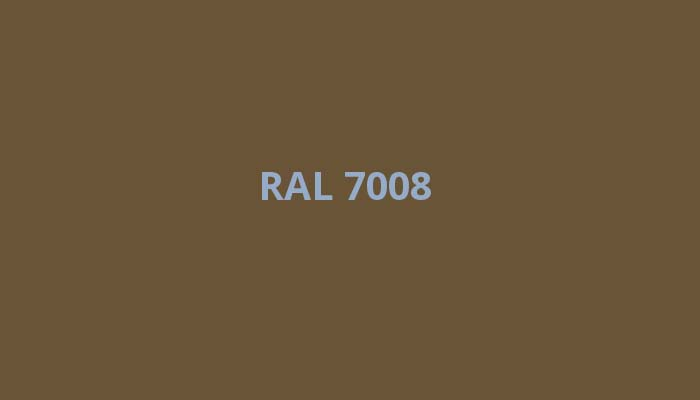 RAL-7008