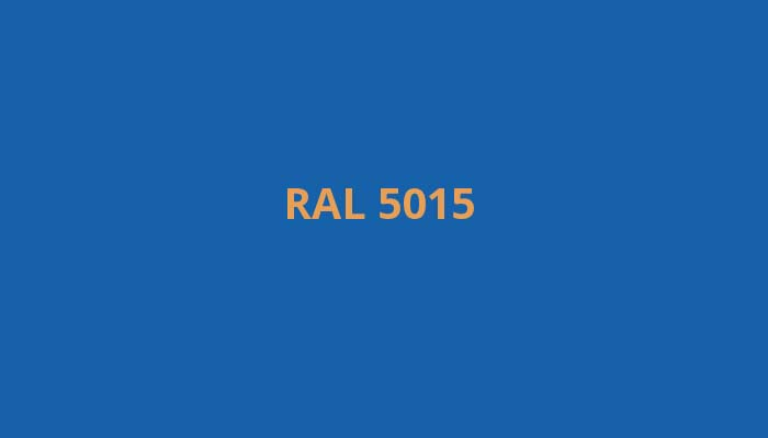 RAL-5015