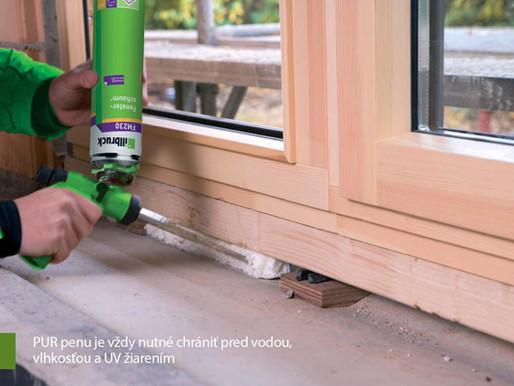 Kvalita zabudovania okien rastie, samozrejmosťou ale stále nie je