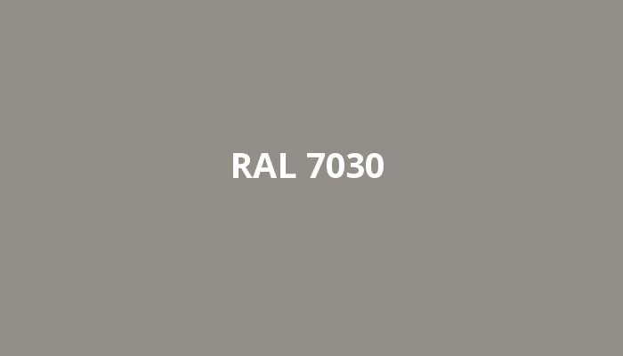 RAL-7030