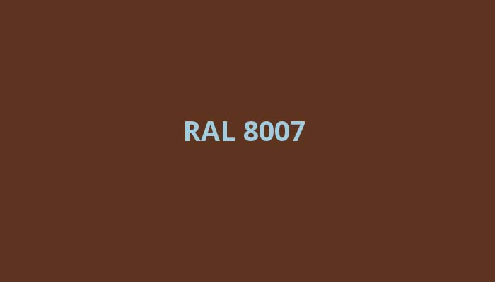 ral-8007