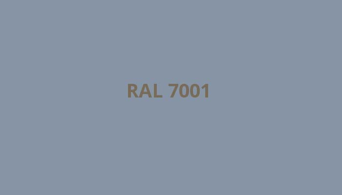 RAL-7001