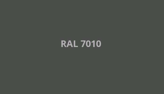 RAL-7010