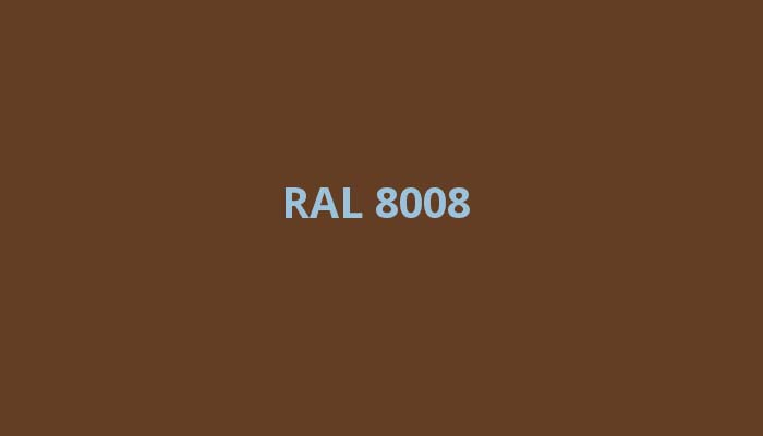 ral-8008
