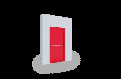 protipožiarne dvere izool