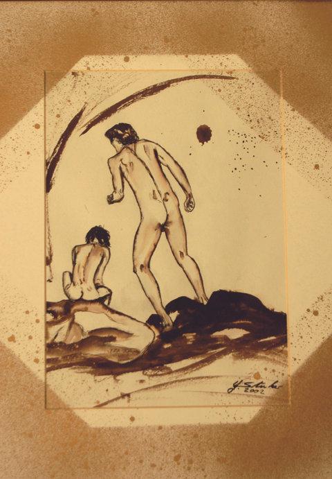 Adam und Eva_100