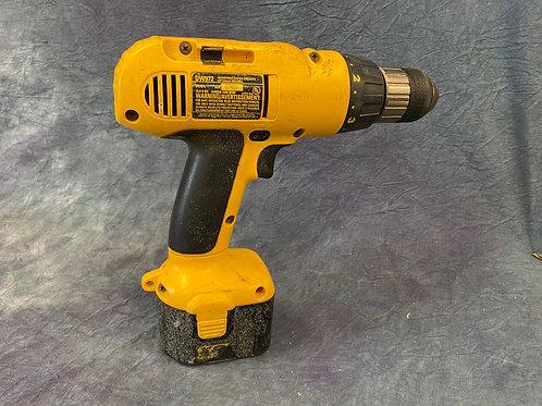 DeWalt 12 Volt 3/8 inch Adjustable Clutch Cordless Drill