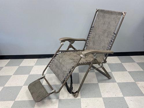 Folding reclining Lounge Chair