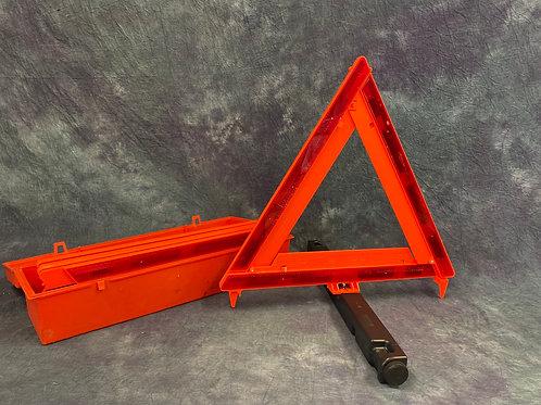 Emergency Triangle Warning kit
