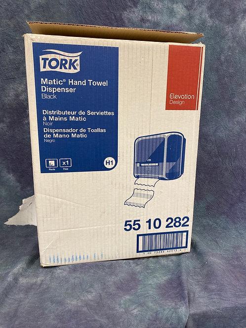 Tork  black Hand Towl Dispenser