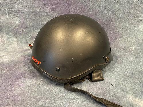 DOT Vintage Motorcycle Helmet