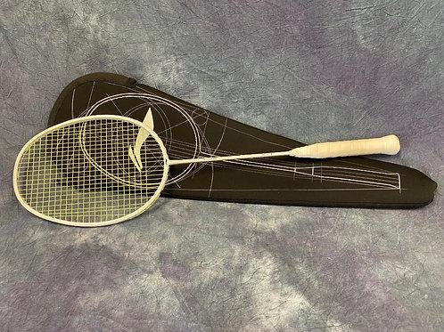 Xi Phos X1   Innovator Slim shaft Badminton Racquet with case