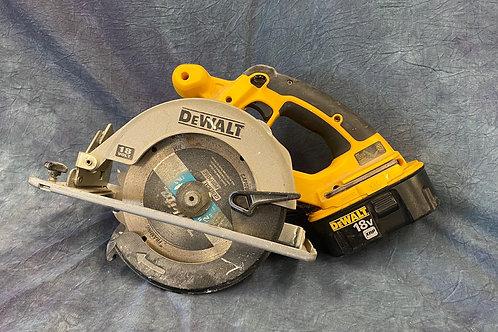 DeWalt 18 Volt Circular Saw