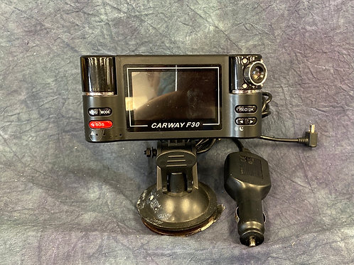 Caraway F30 dual dash cam