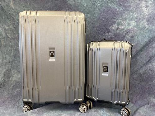 Delsey 2 pcs Luggage set