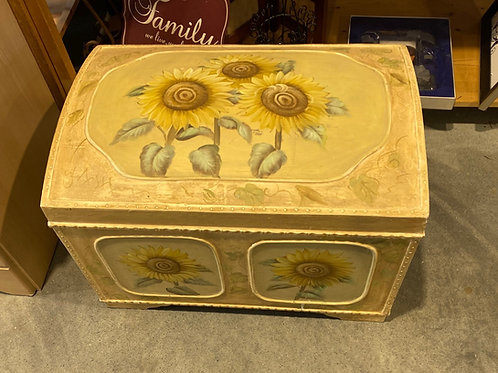 Small Wood Chest