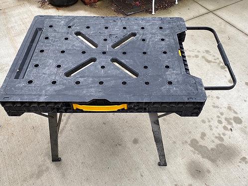 DeWalt portable work bench