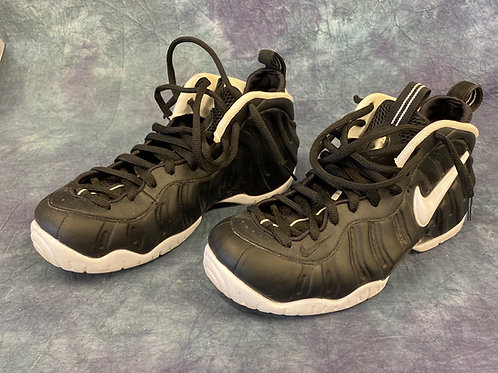 Nike  Air Jordan  foamposit Black  basketball shoes