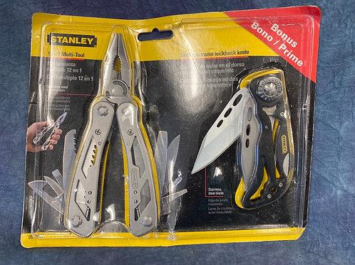 Stanley 12 in 1 Multi-Tool