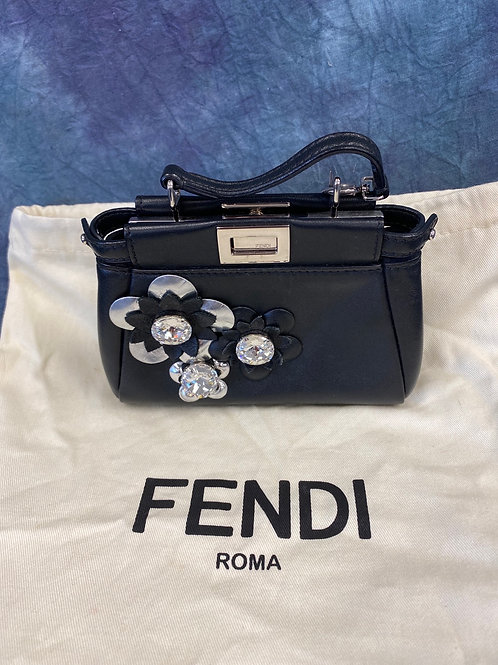 Small Fendi Leather Purse