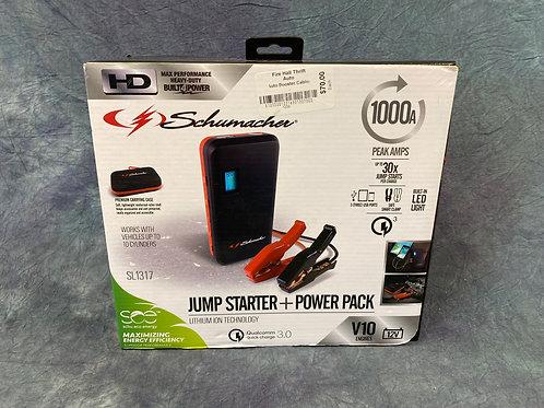 Schumacher Jump Start & Power Pack