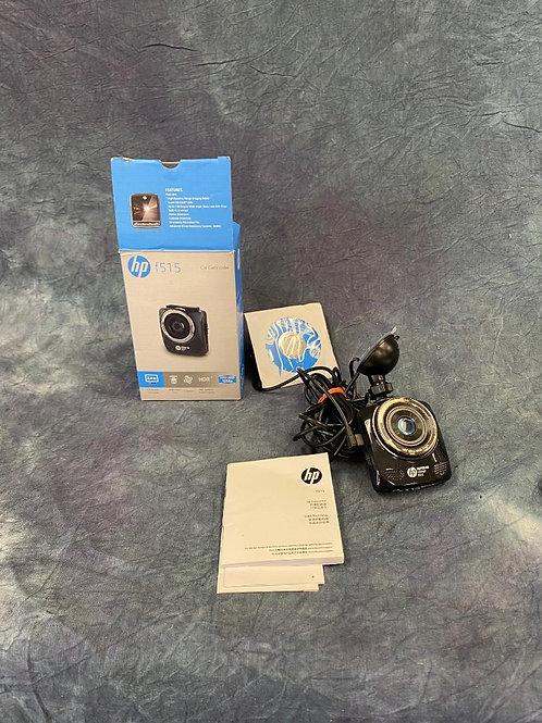 HP F515 Car Camcorder, Dash Cam