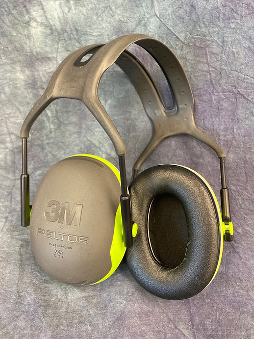 3M  Peltor hearing protection