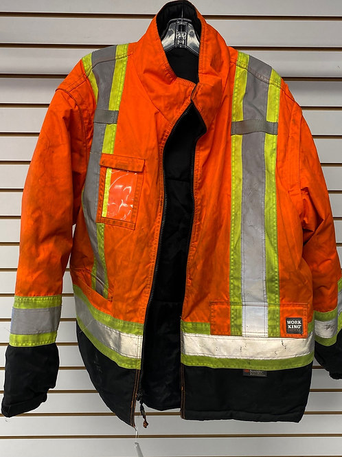 Lined Safety Jacket
