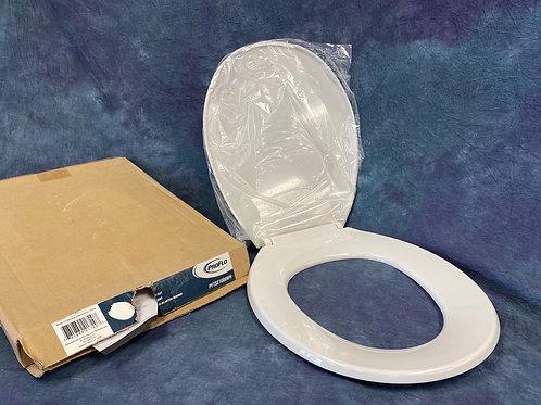 ProFlo round front toilet seat