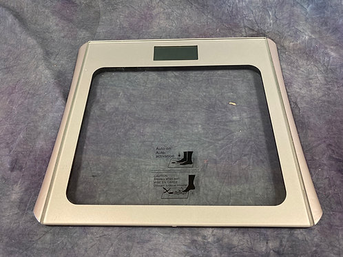 Transparent glass Digital Bathroom Scale