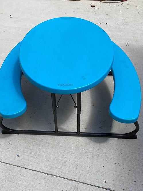 Lifetime children's folding picknik table